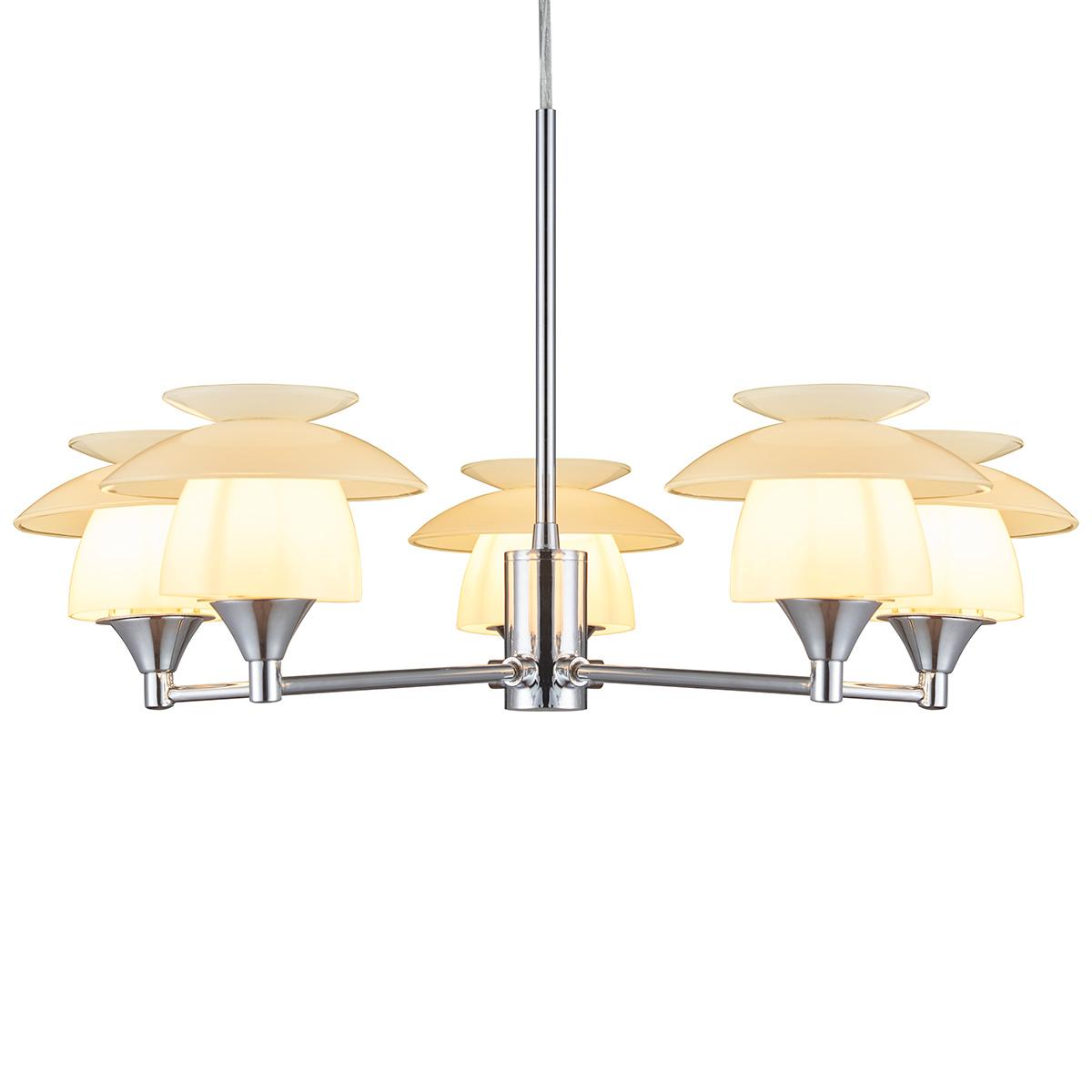 Image of   Halo Design loftlampe - Scandinavia - Hvid