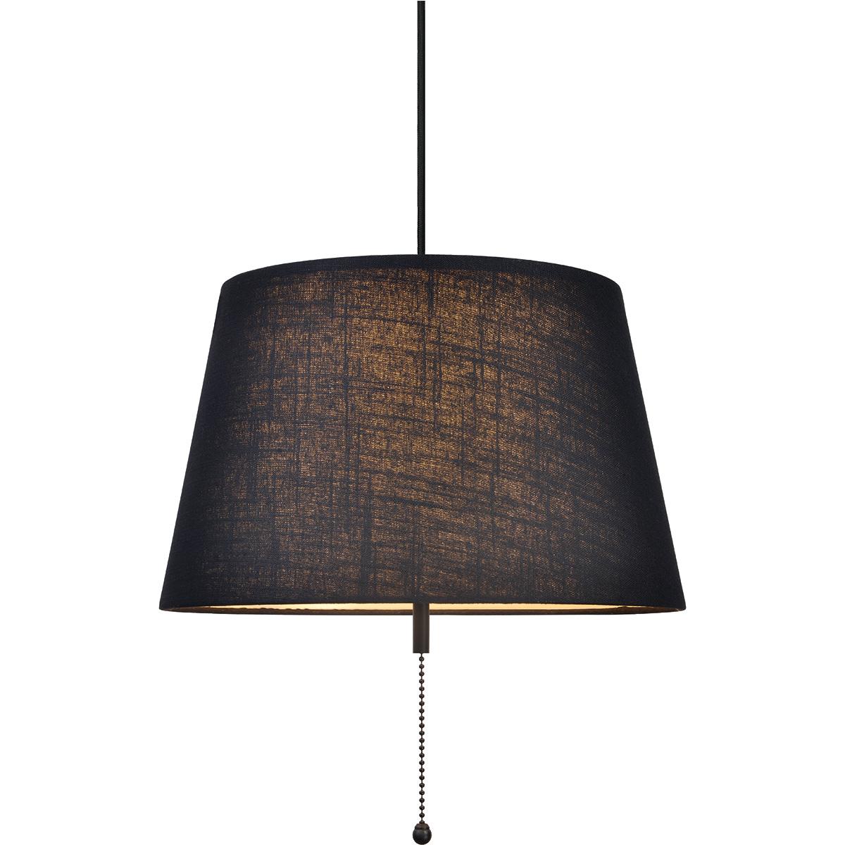 Image of   Halo Design loftlampe - Tower - Sort