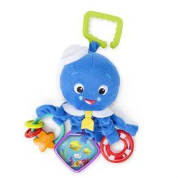 Hape aktivitetslegetøj - Activity Arms Octopus - Baby Einstein