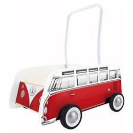 Hape gåvogn - Volkswagen - Rød