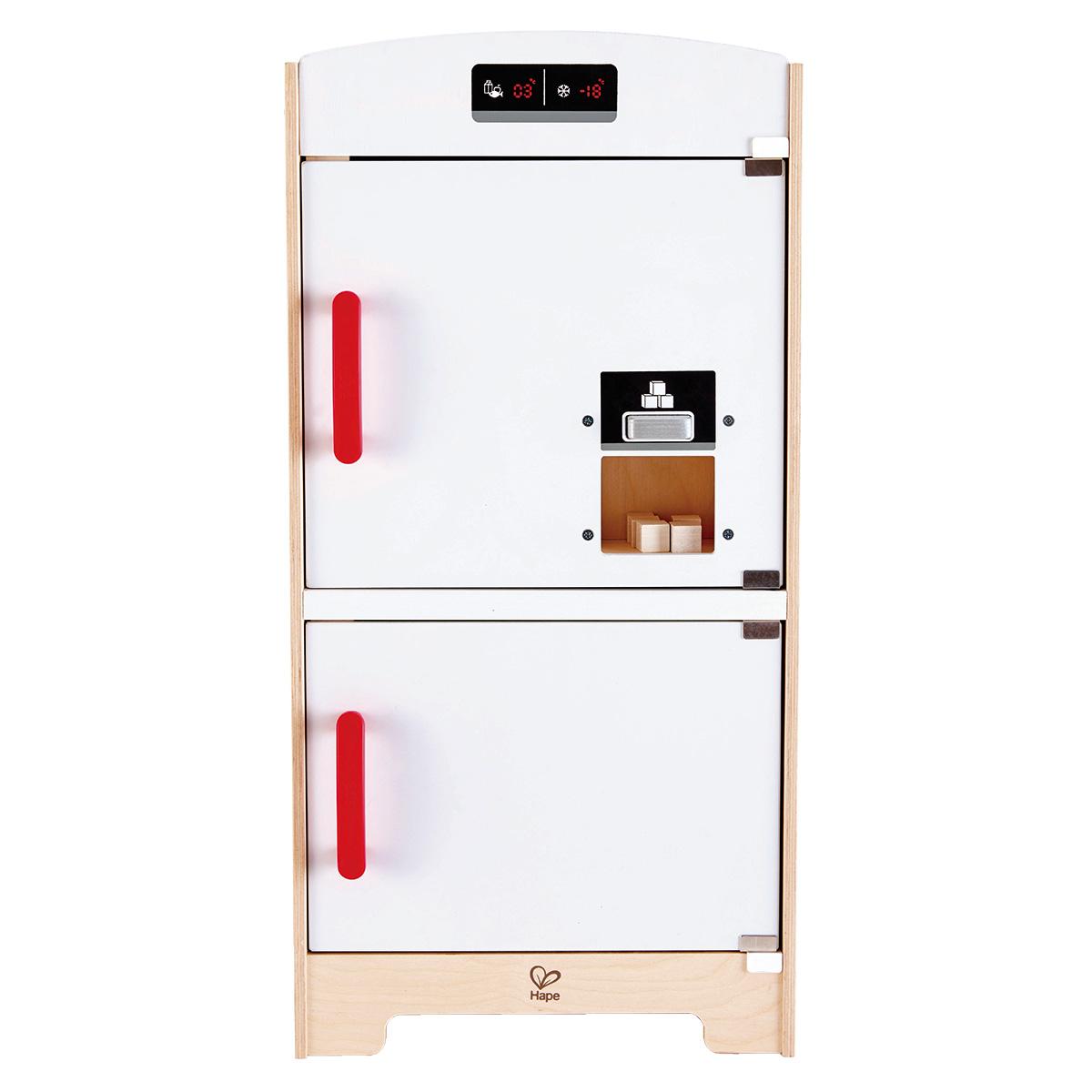 Image of   Hape legekøleskab - Hvidt