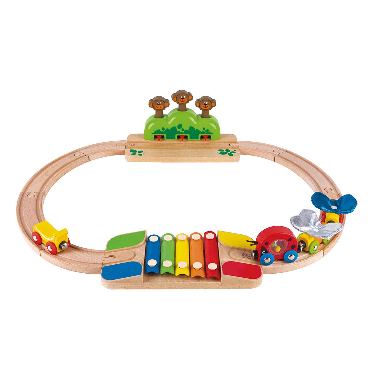 Image of   Hape togbane - My Little Railway Set