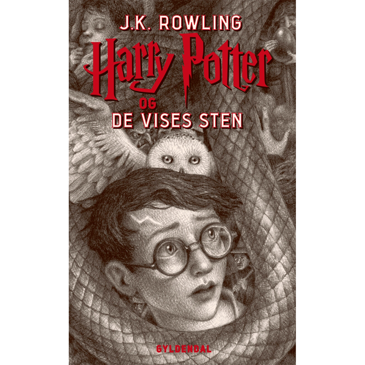 Harry Potter og de vises sten - Harry Potter 1 - Hæftet