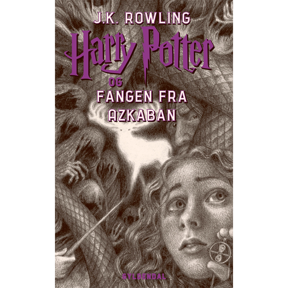 Harry Potter og fangen fra Azkaban - Harry Potter 3 - Hæftet
