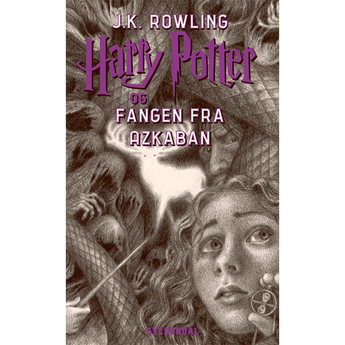 Harry Potter og fangen fra Azkaban - Harry Potter 3 - Hæftet