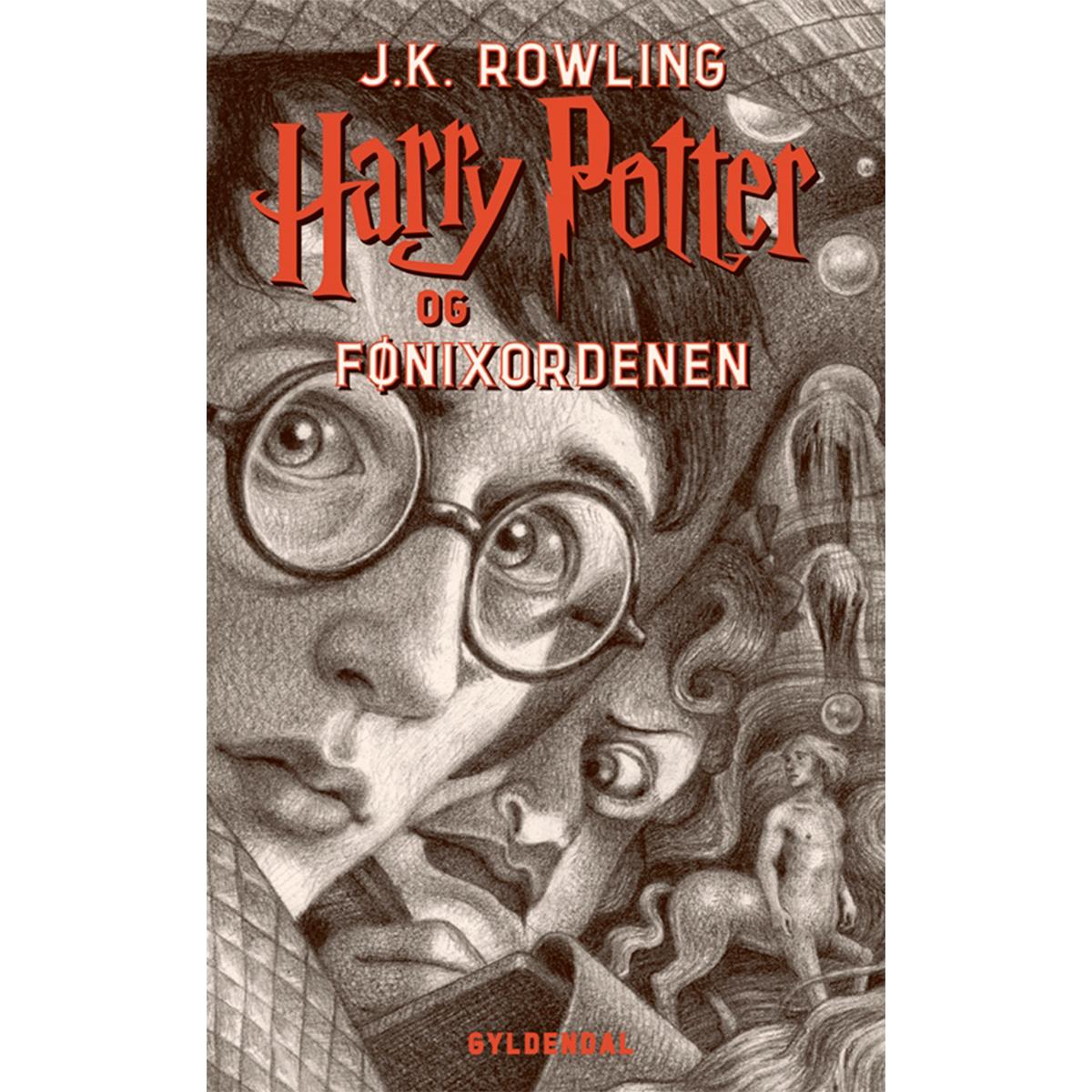 Harry Potter og Fønixordenen - Harry Potter 5 - Hæftet