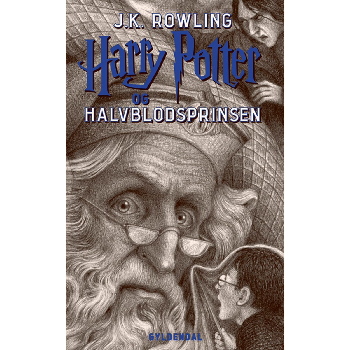 Harry Potter og Halvblodsprinsen - Harry Potter 6 - Hæftet