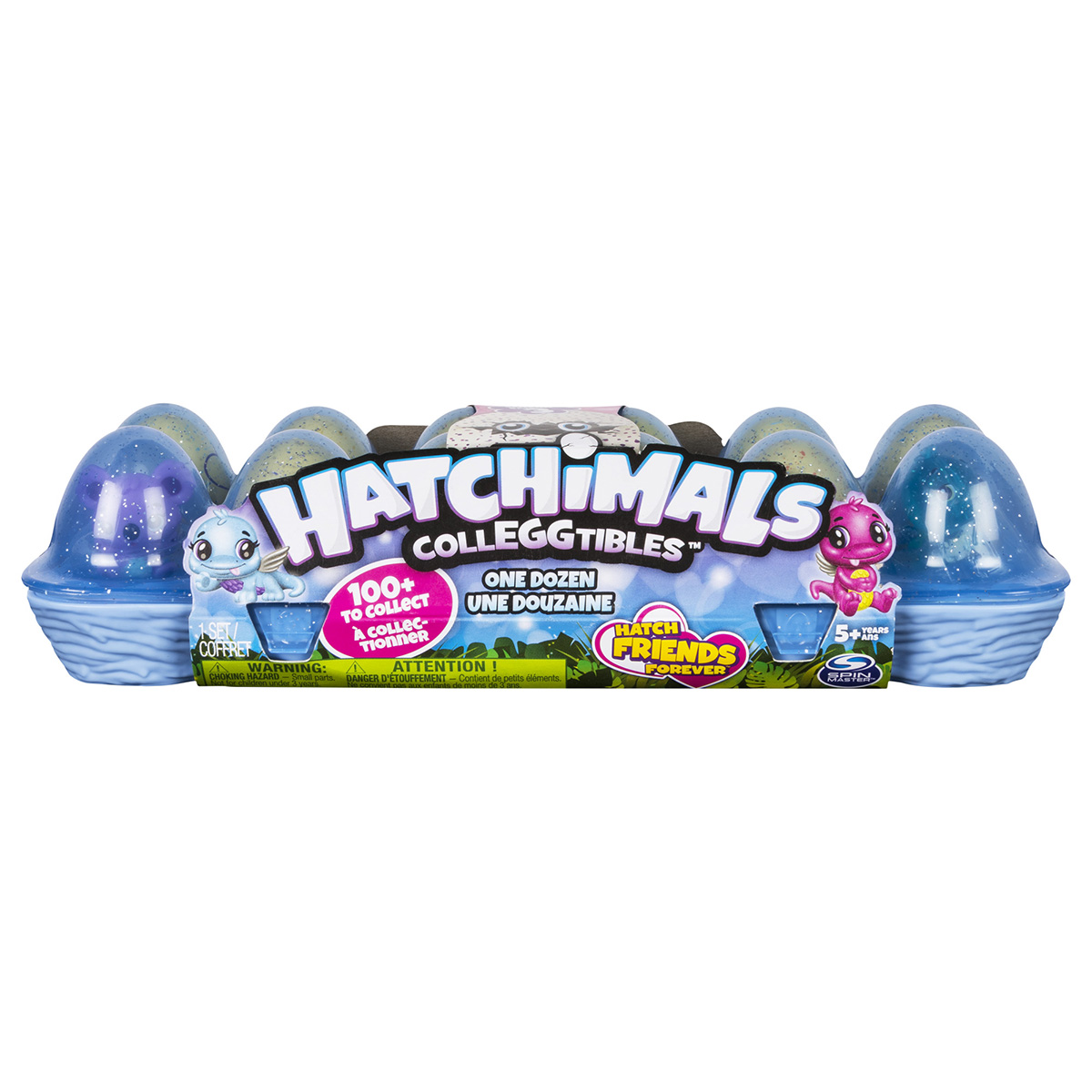 Image of   Hatchimals Colleggtibles figurer - 12-pak