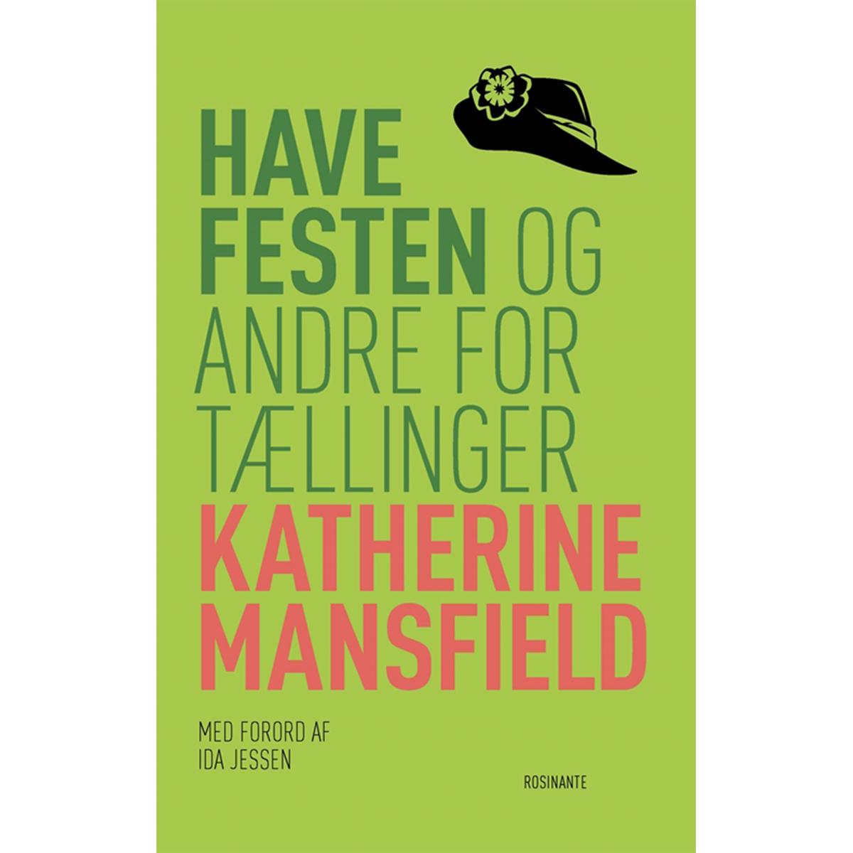 Image of   Havefesten og andre fortællinger- Hæftet