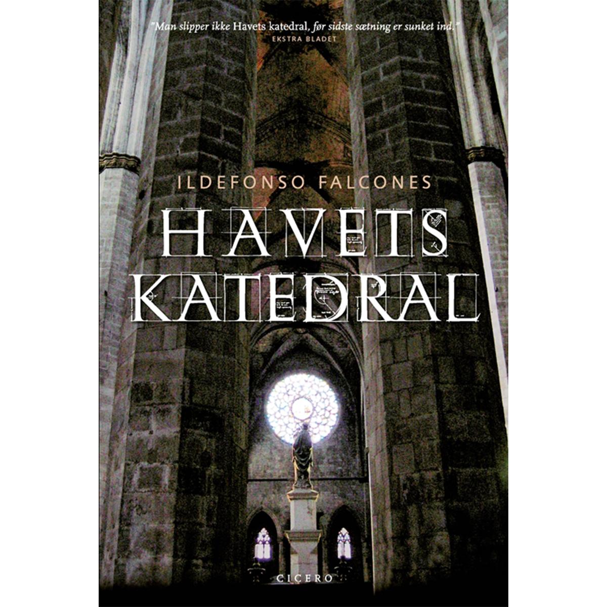 Image of   Havets katedral - Hardback