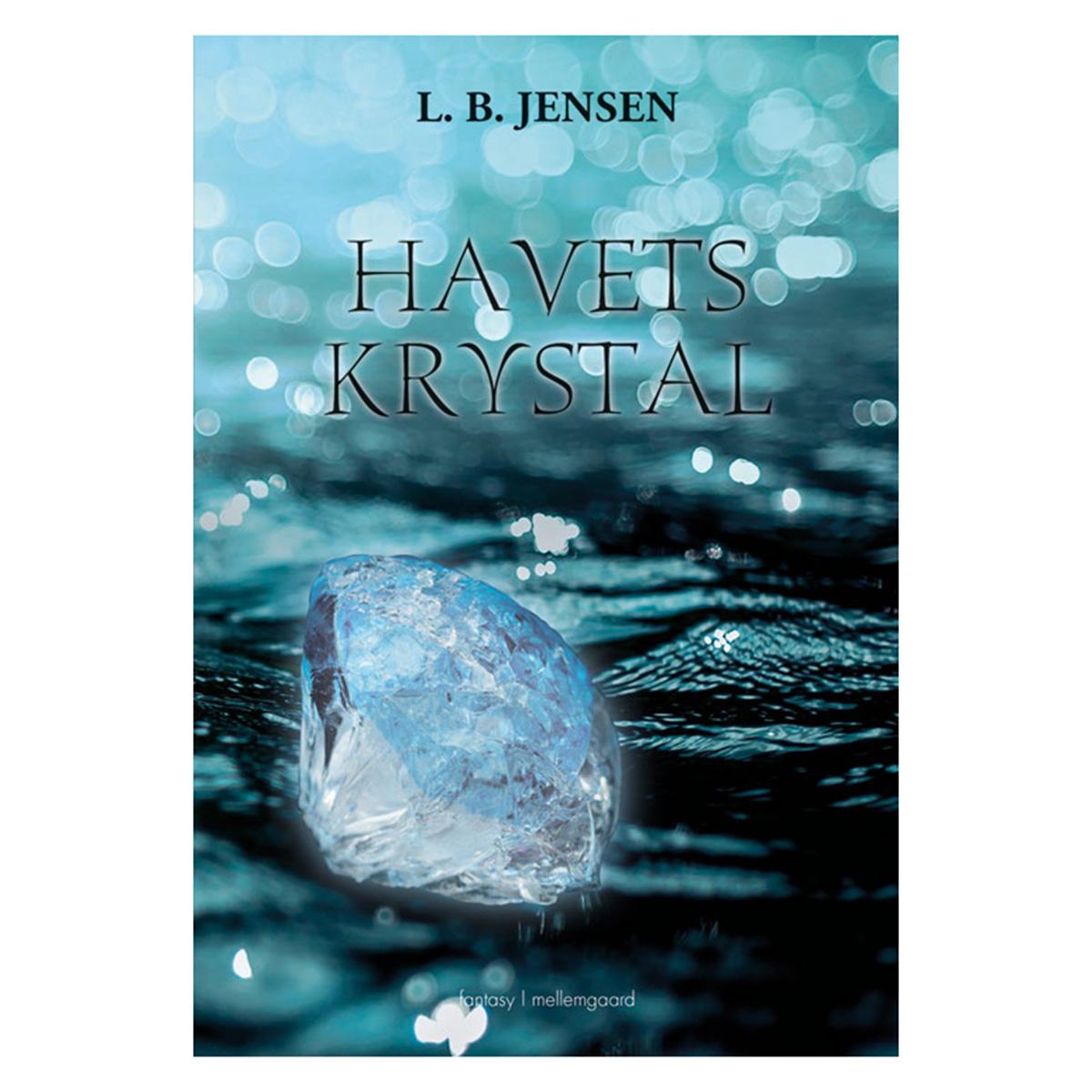 Image of   Havets krystal - Hæftet