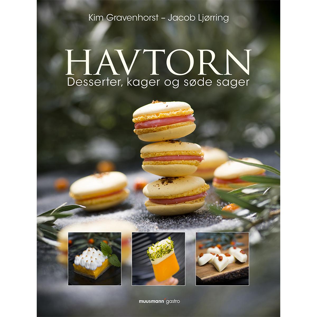 Image of   Havtorn - desserter, kager og søde sager - Hardback