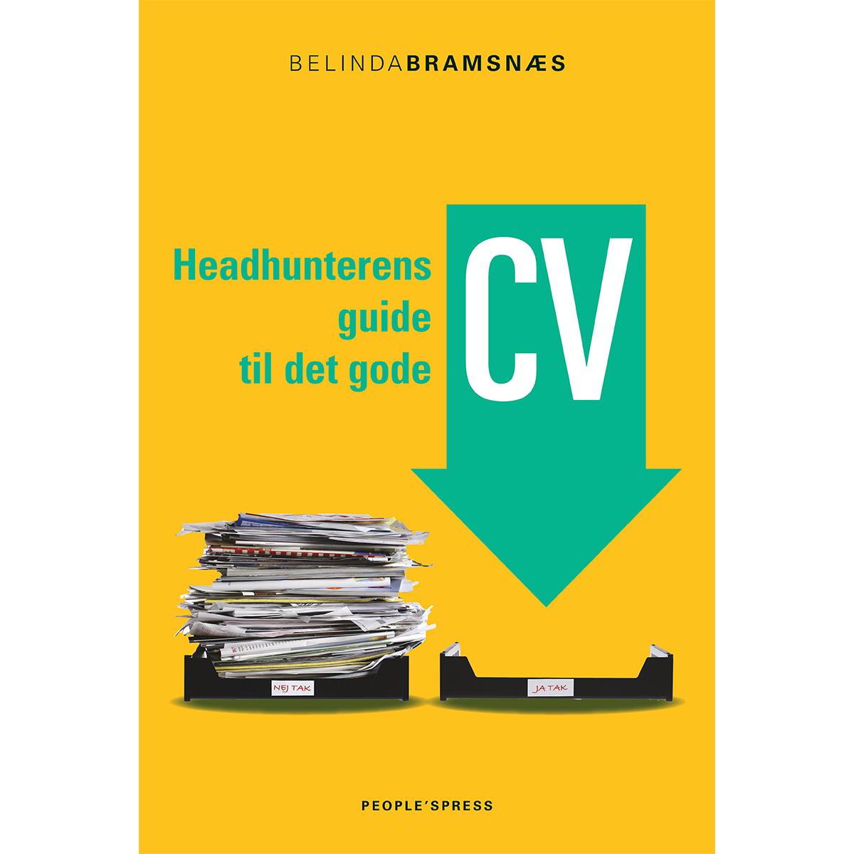 Billede af Headhunterens guide til det gode CV - Hæftet