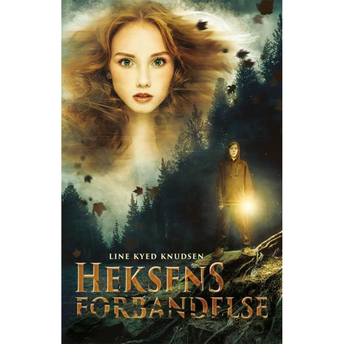 Heksens forbandelse - Hardback