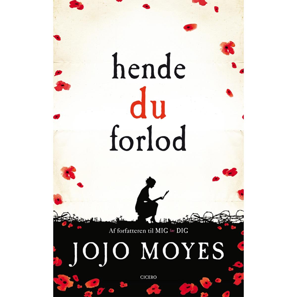 Image of   Hende du forlod - Indbundet