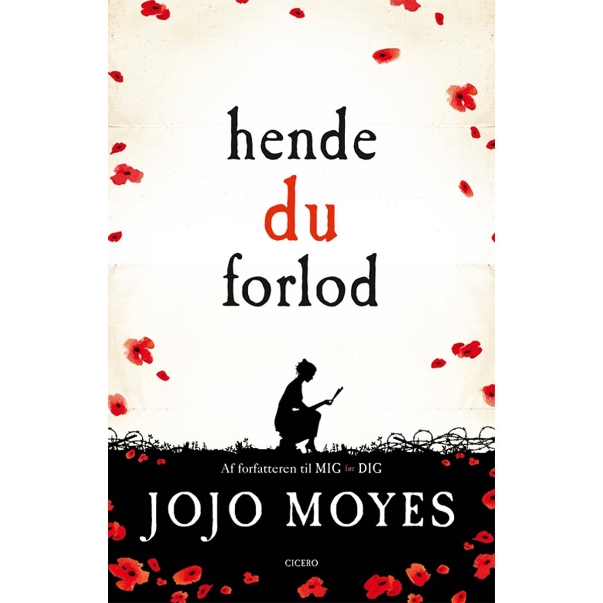Image of   Hende du forlod - Paperback