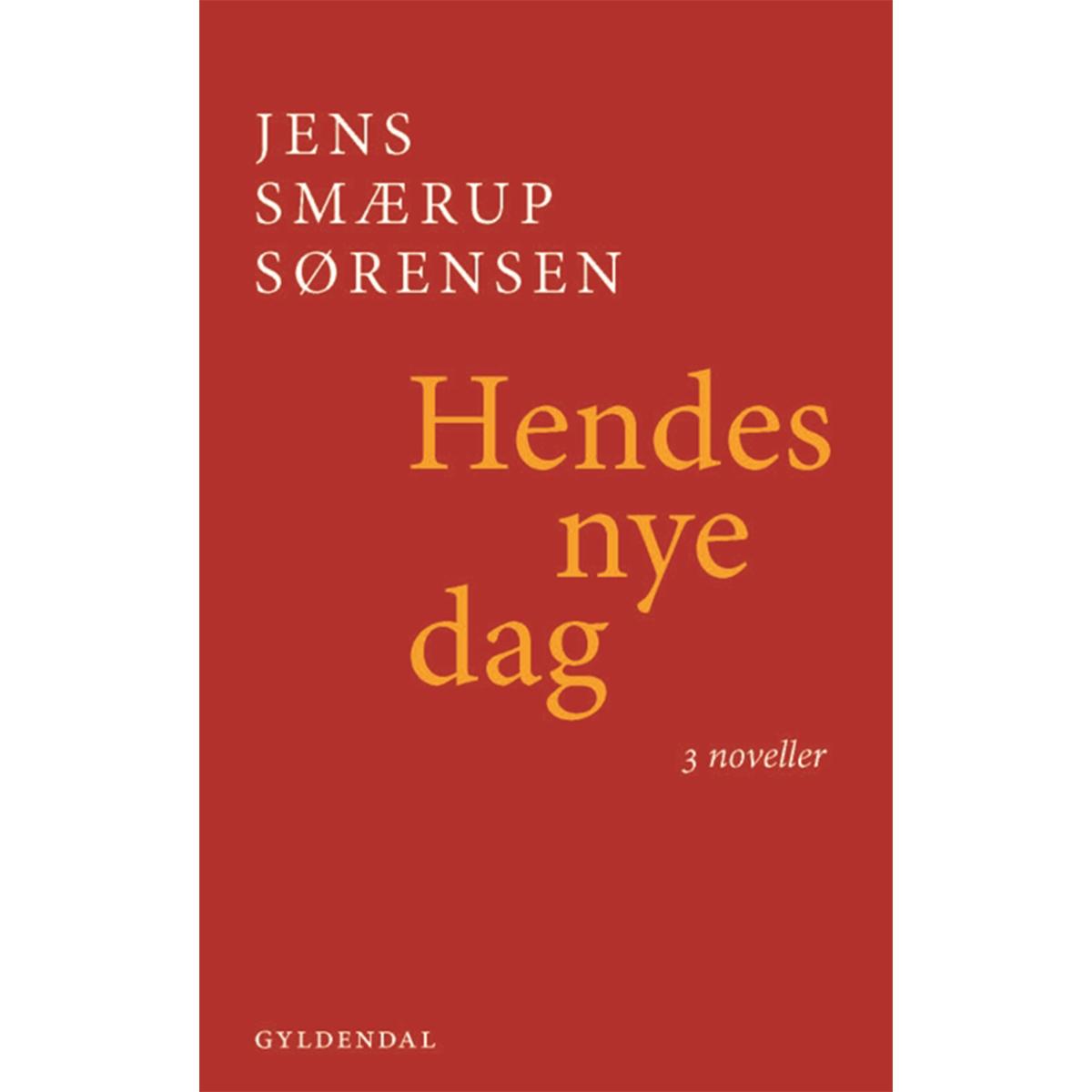 Image of   Hendes nye dag - tre noveller - Hæftet