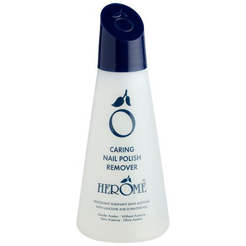Billede af Herôme Caring Nail Polish Remover 120 ml