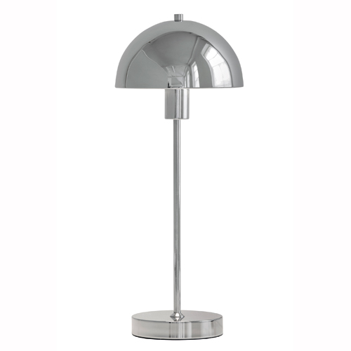Image of   Herstal bordlampe - Vienda - Metal/krom