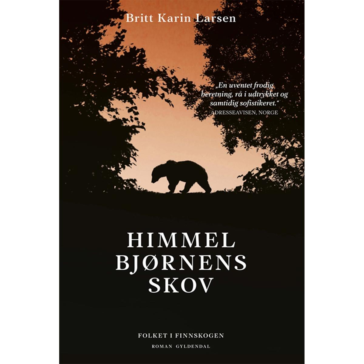 Image of   Himmelbjørnens skov - Hæftet