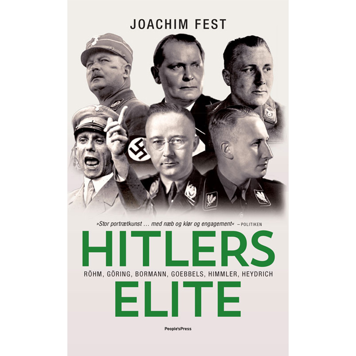 Hitlers elite - Paperback