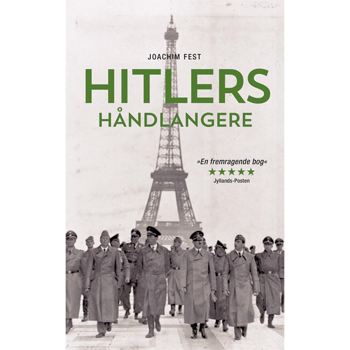 Image of   Hitlers håndlangere - Paperback