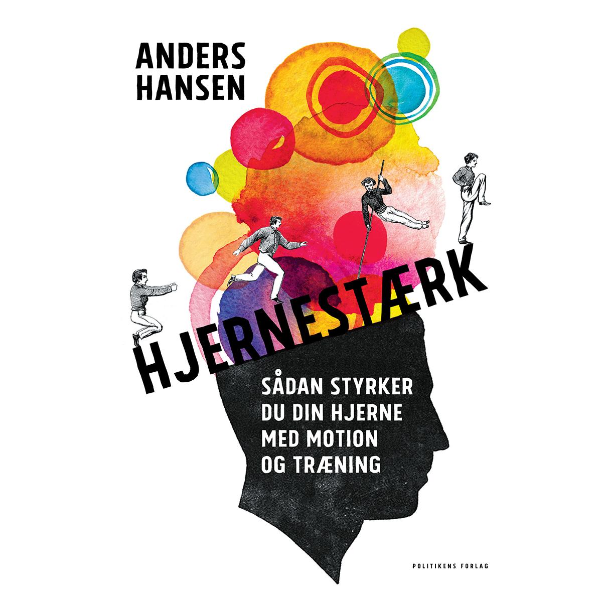 Image of   Hjernestærk - Indbundet