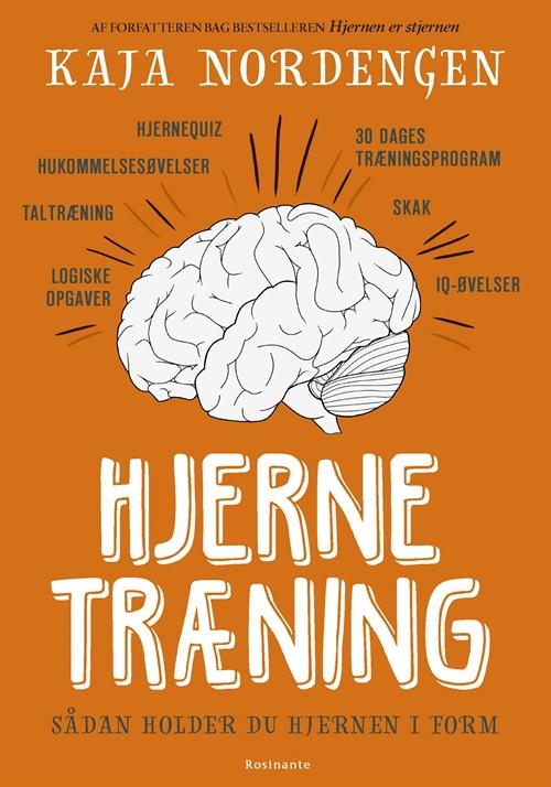 Image of   Hjernetræning - Sådan holder du hjernen i form - Hæftet