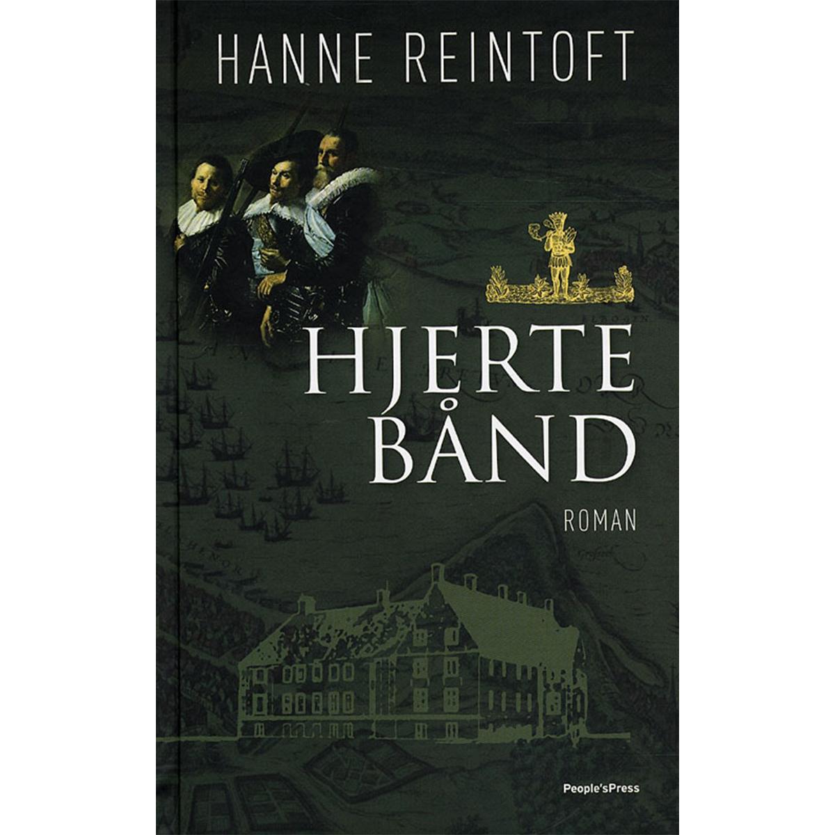 Image of   Hjertebånd - Hardback