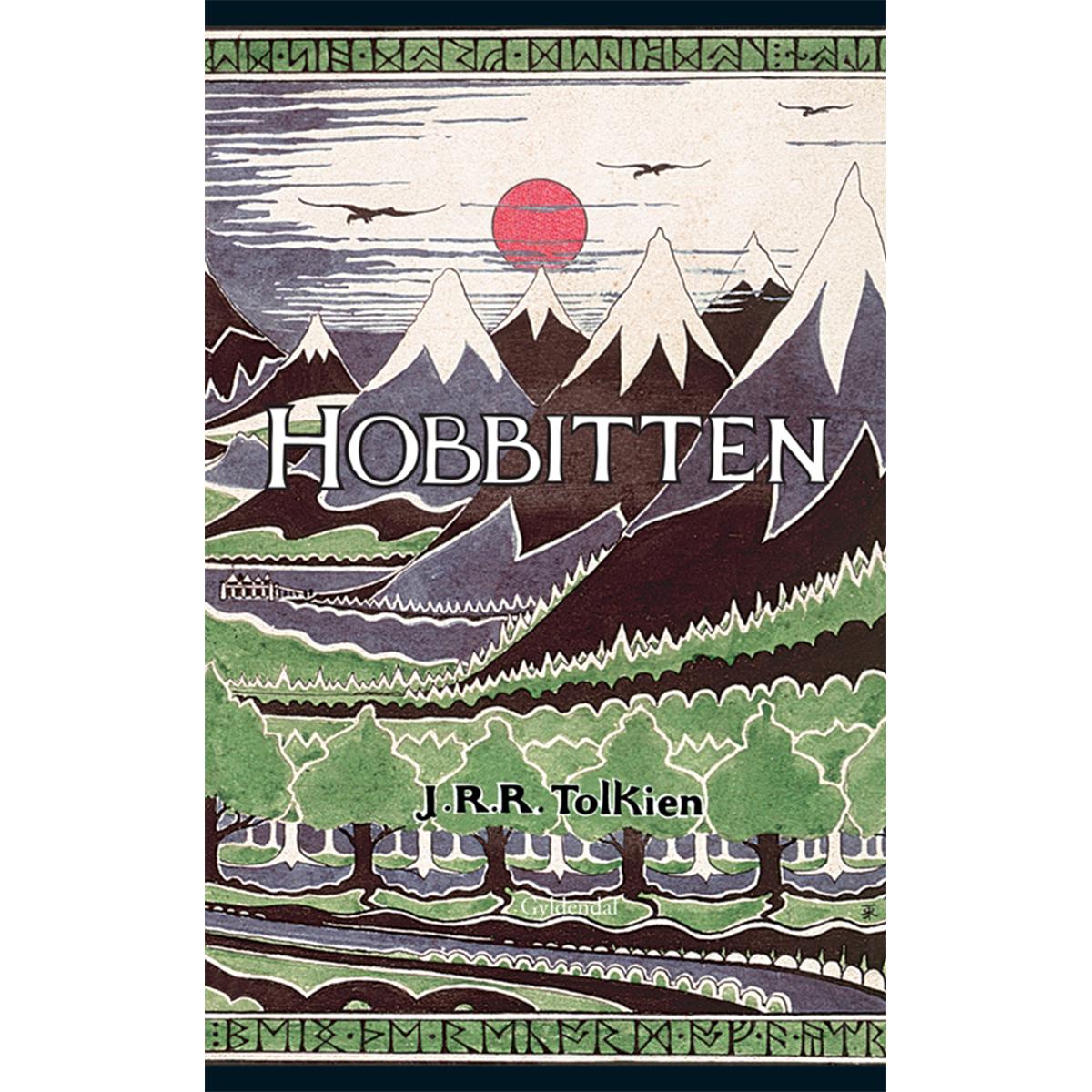 Image of   Hobbitten - eller ud og hjem igen - Jubilæumsudgave - Indbundet