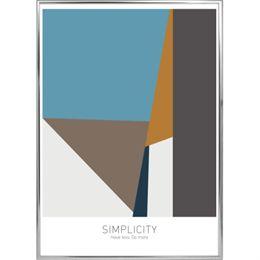 Image of   Hoei Denmark - Simplicity - Indrammet