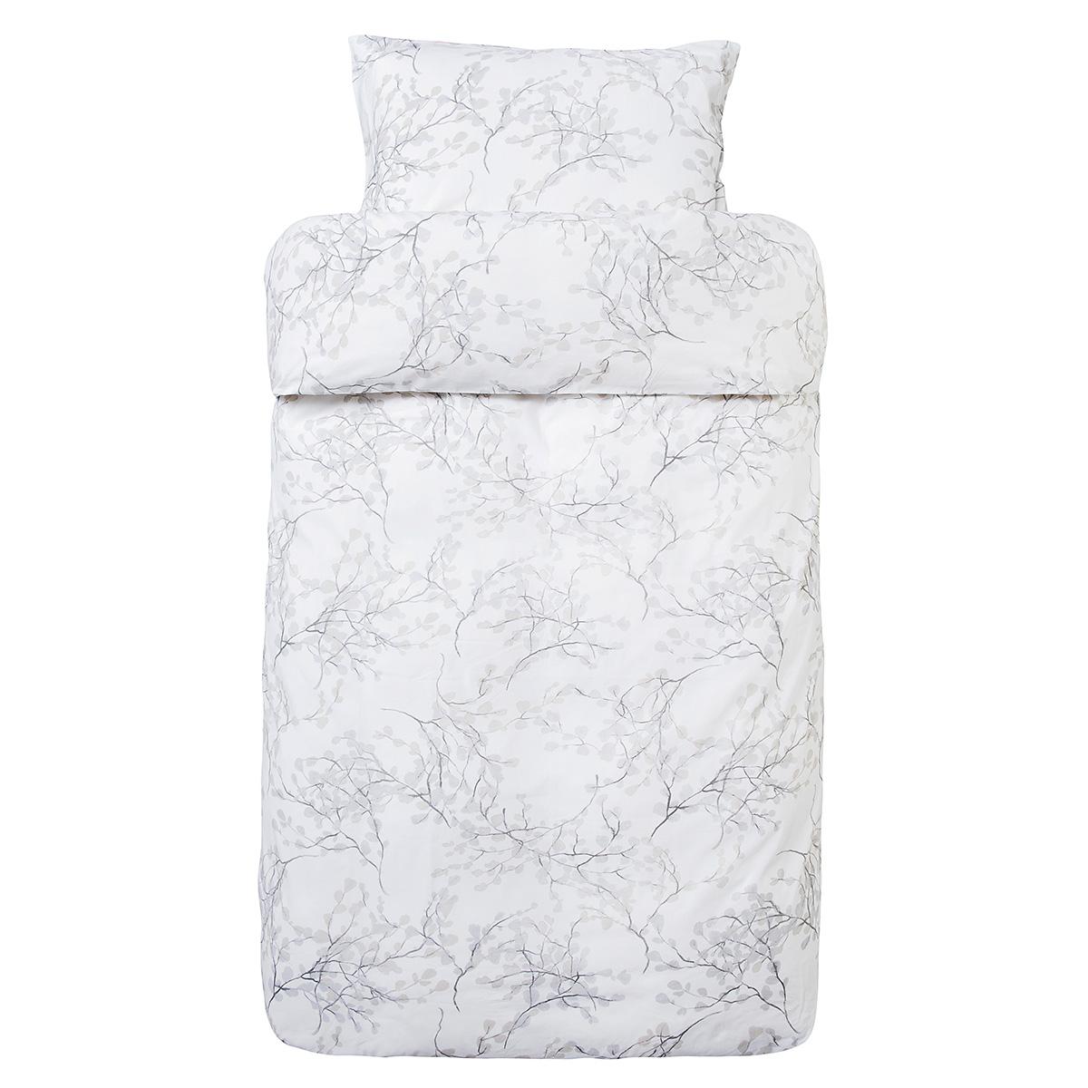 Billede af Høie sengetøj - Ines - Grå