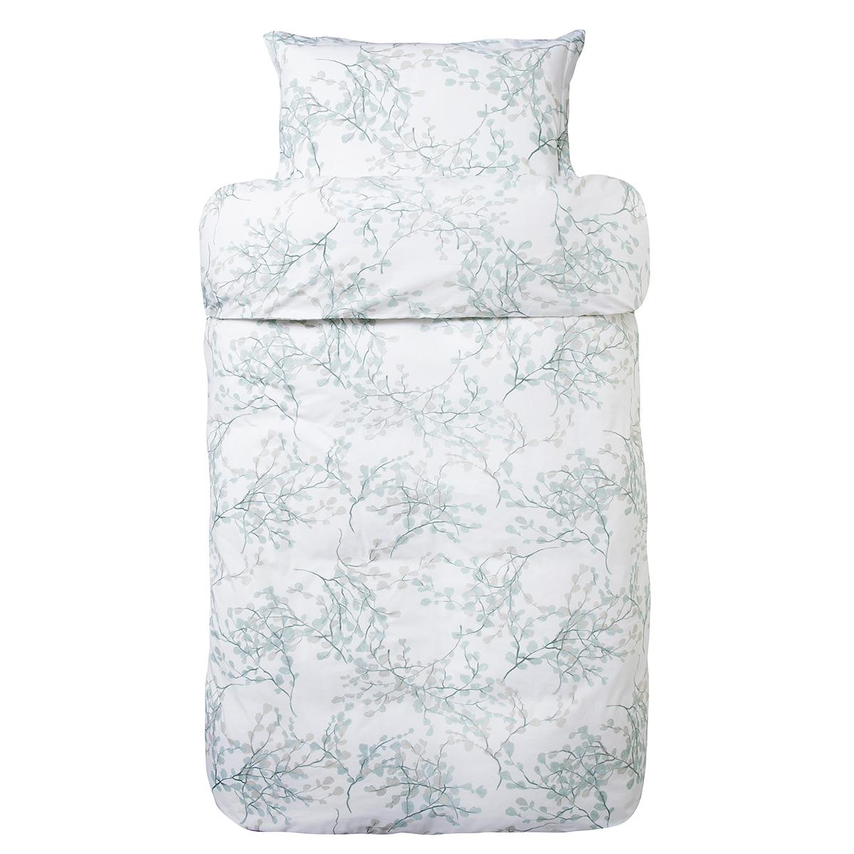 Billede af Høie sengetøj - Ines - Grøn