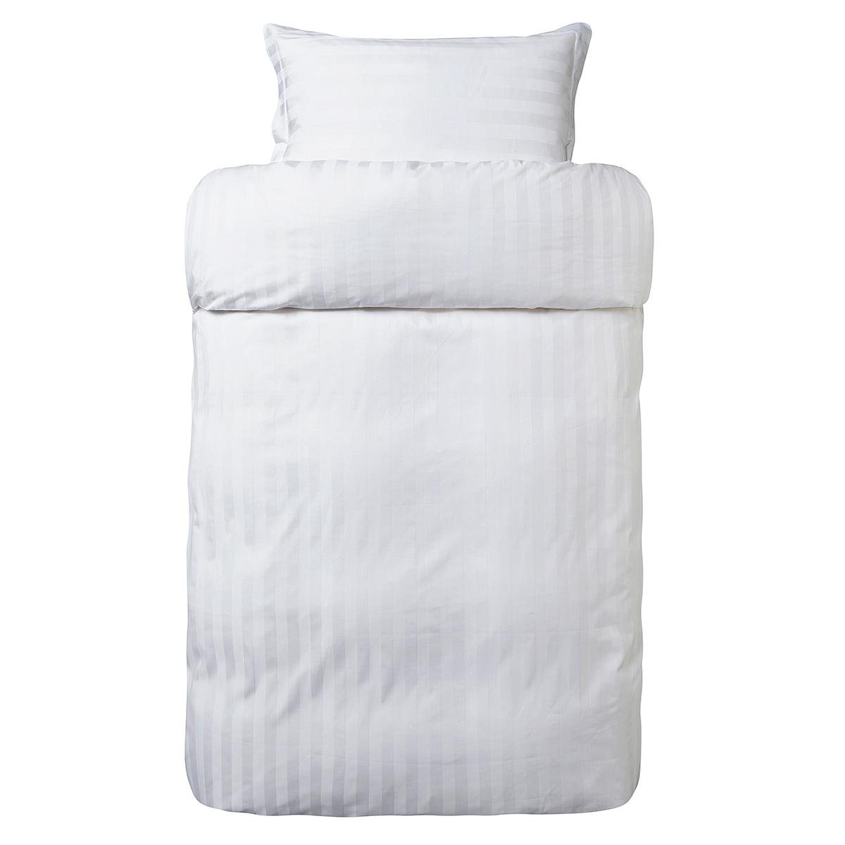 Image of   Høie sengetøj - London - Hvid