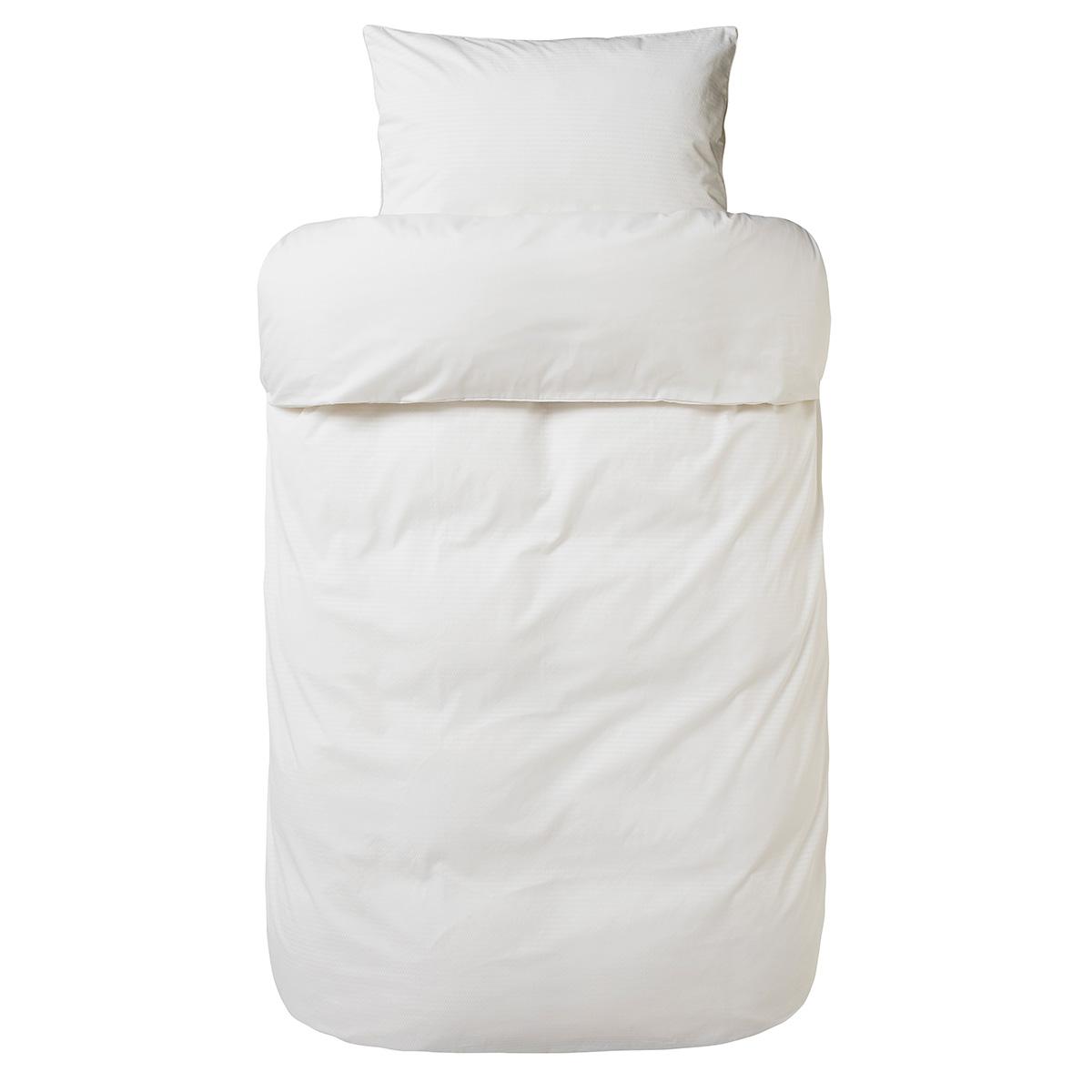 Billede af Høie sengetøj - Nobel - Hvid