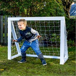 Homegoal fodboldmål - Pro Micro - Hvid