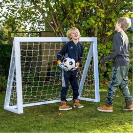 Homegoal fodboldmål - Pro Mini - Hvid