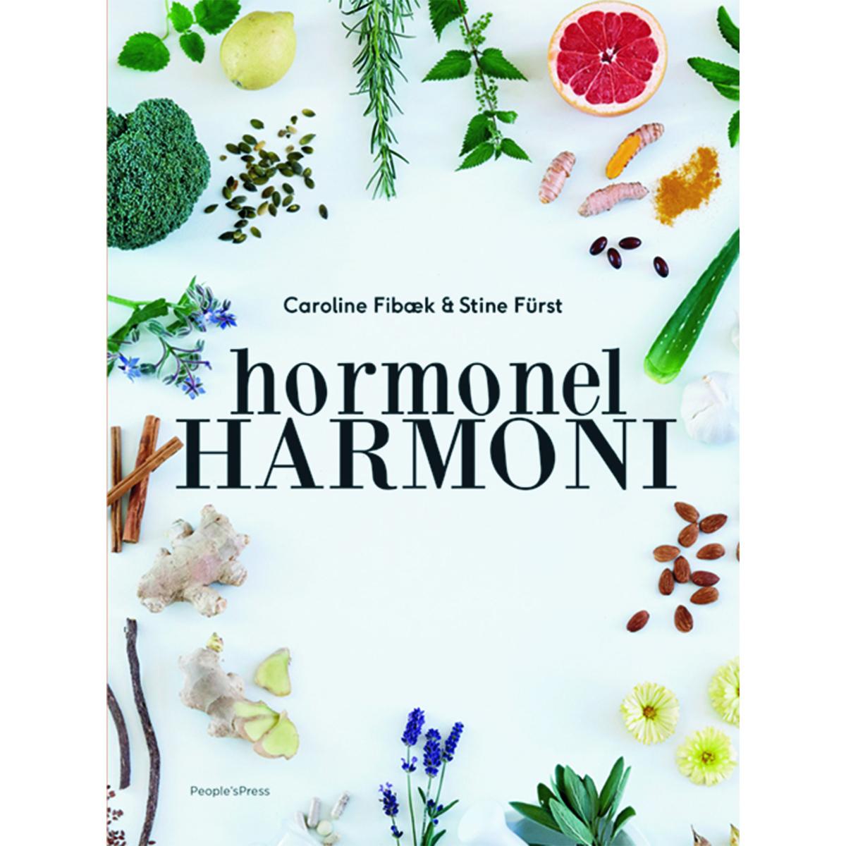 Image of   Hormonel harmoni - Hæftet