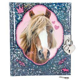 Image of   Horses Dreams dagbog - Miss Melody
