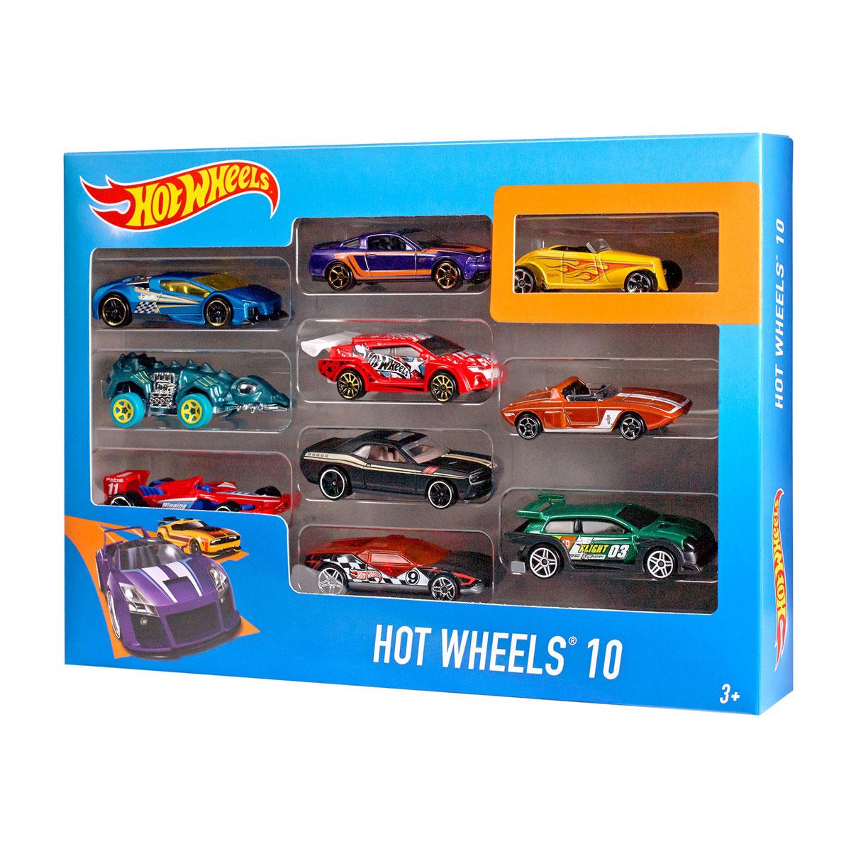 Image of   Hot Wheels biler