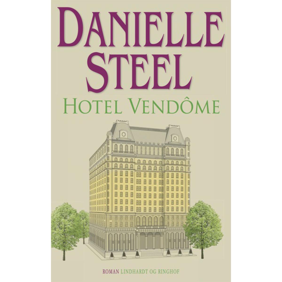 Image of   Hotel Vendôme - Indbundet