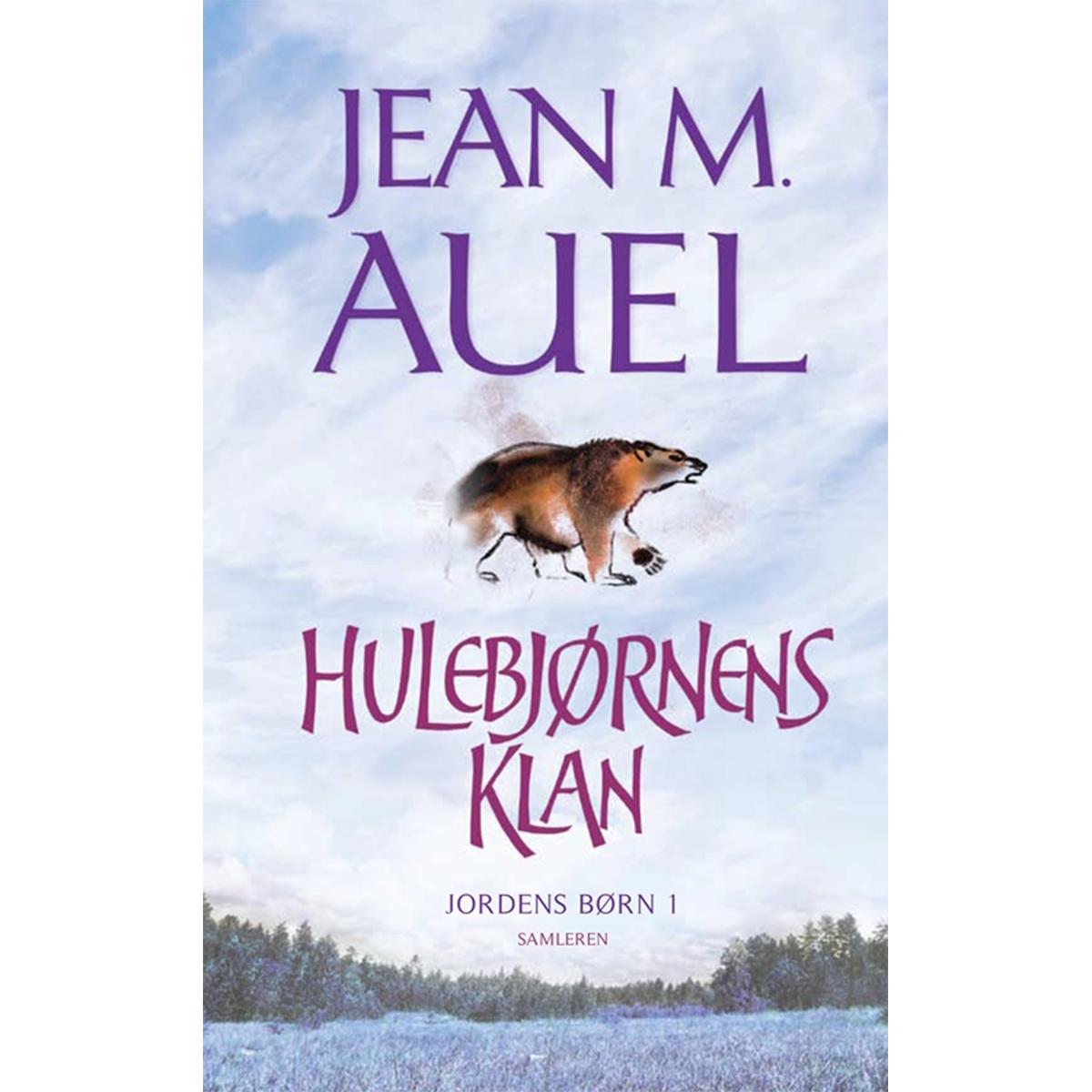 Image of   Hulebjørnens klan - Jordens børn 1 - Paperback