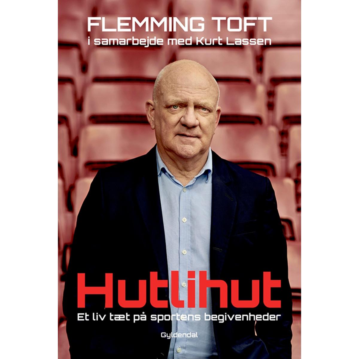 Hutlihut - et liv tæt på sportens store begivenheder - Hæftet