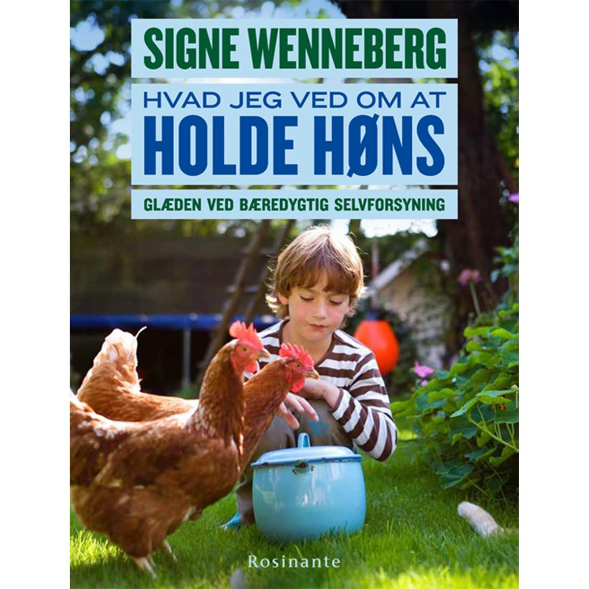 Image of   Hvad jeg ved om at holde høns - Indbundet