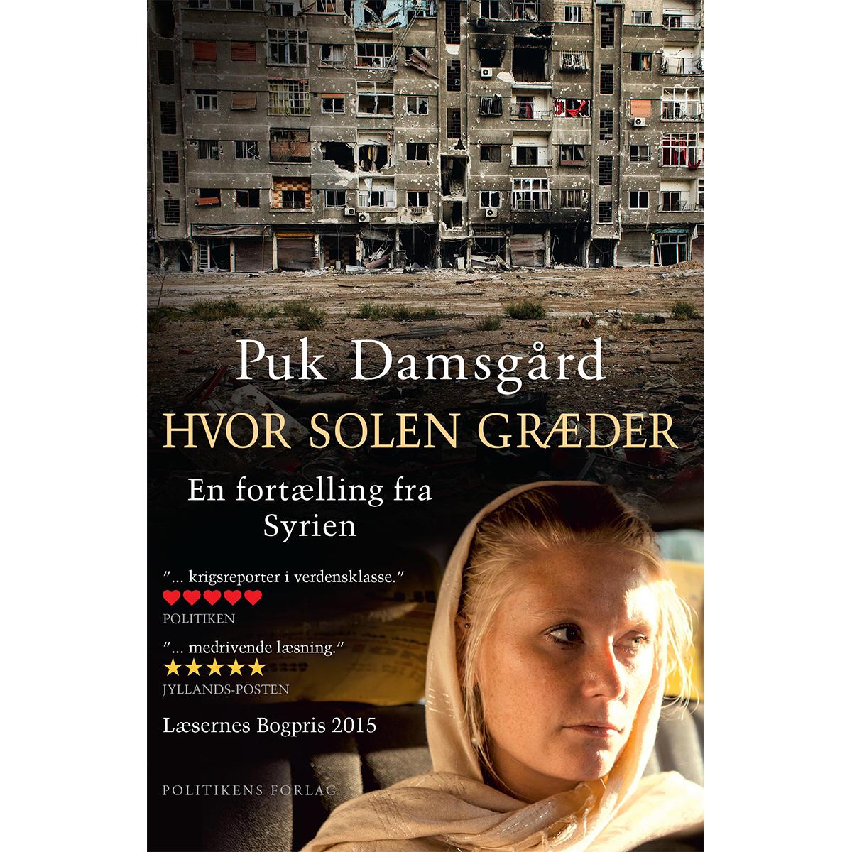 Image of   Hvor solen græder - Paperback
