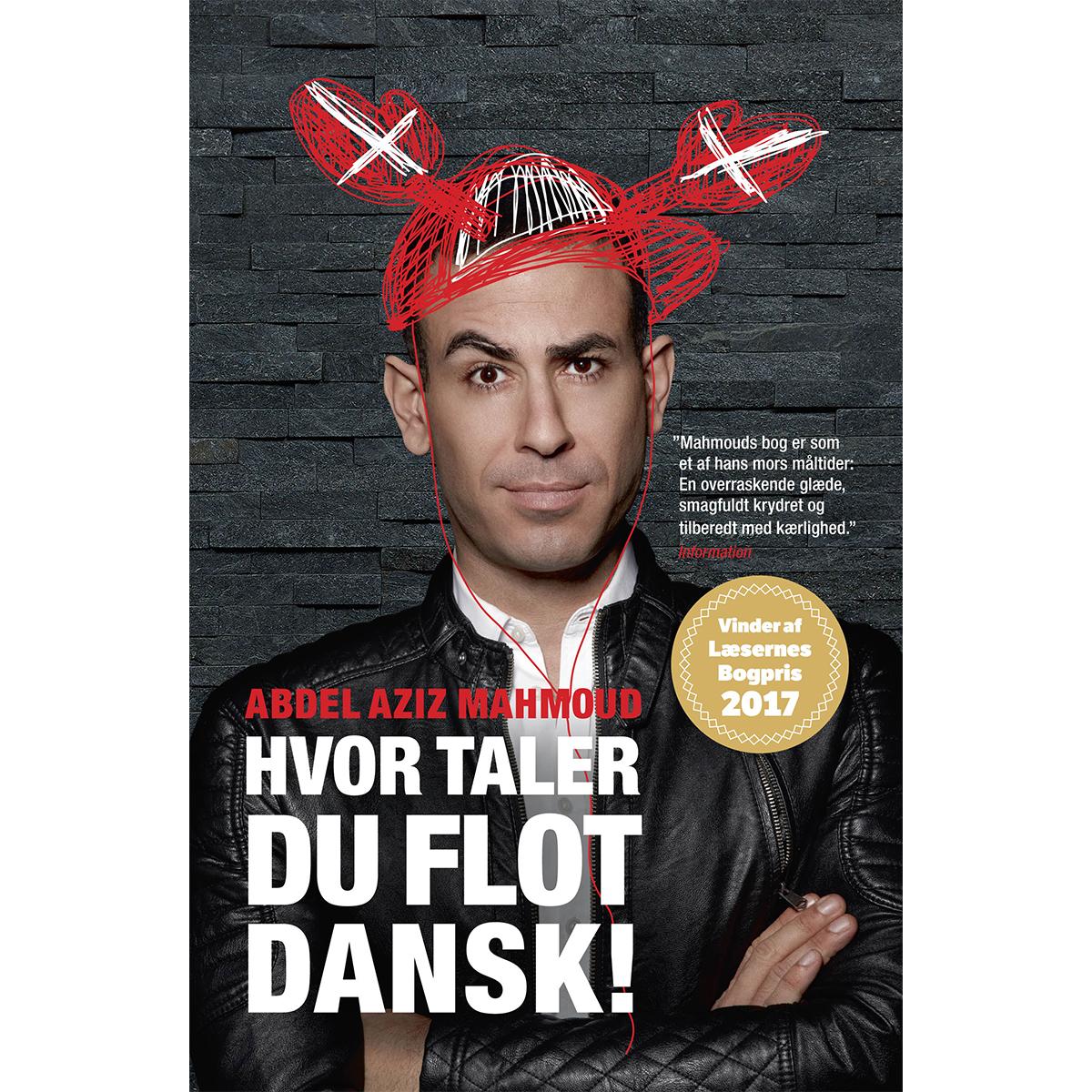 Hvor taler du flot dansk! - Paperback