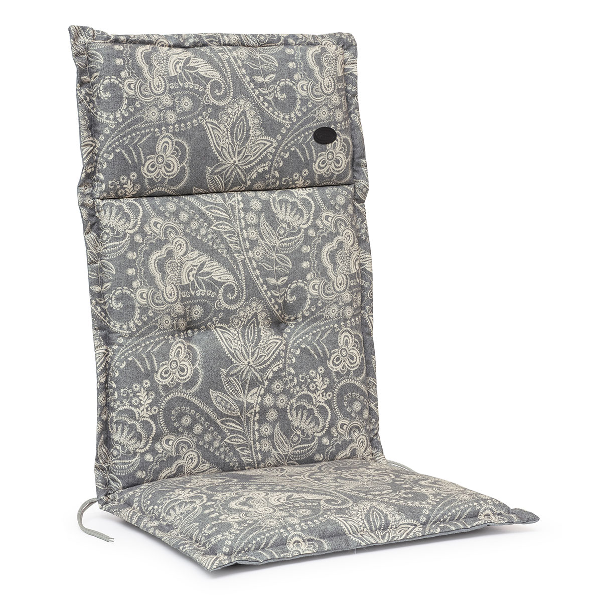 Image of   Hynde til positionsstol - Paisley beige