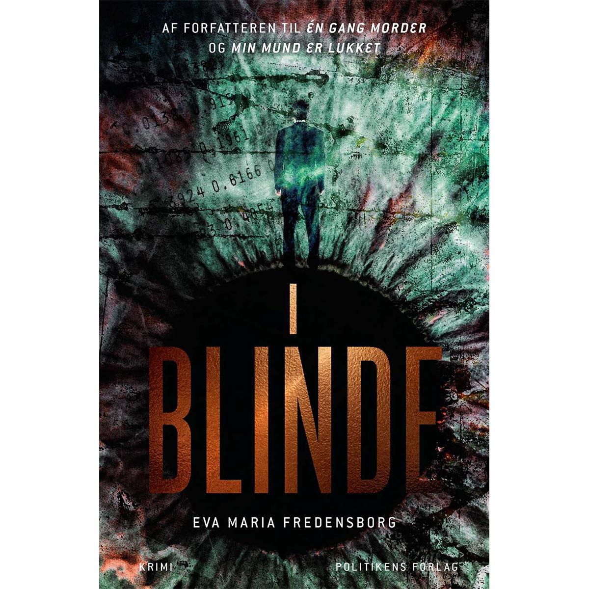Image of   I blinde - Hæftet