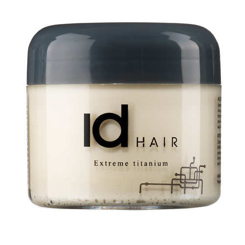 Image of   ID Hair Extreme Titanium voks - 100 ml
