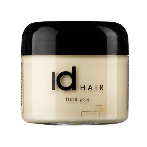 Image of   ID Hair Hard Gold voks - 100 ml